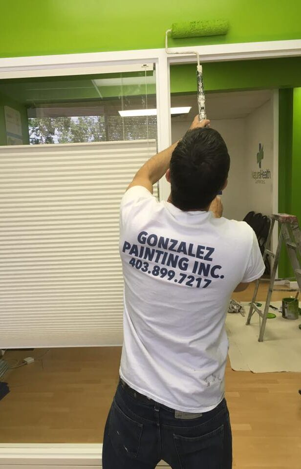Commercial Office Painting Calgary